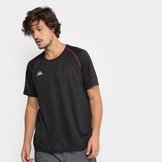 f7ca46d3dc8f7 Camiseta Kappa Spazio Masculina - Compre Agora