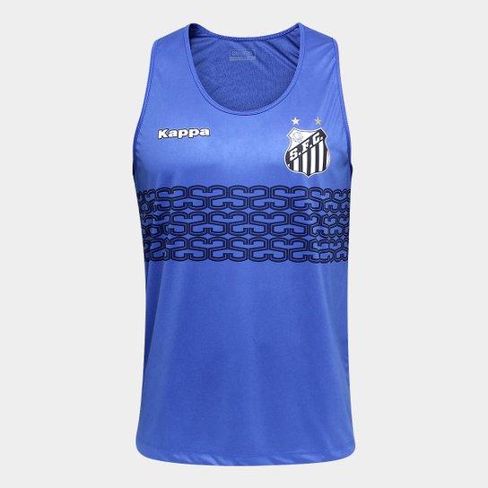 d3313d8e2b255 Camiseta Regata Santos Calvet 17 Masculina - Compre Agora