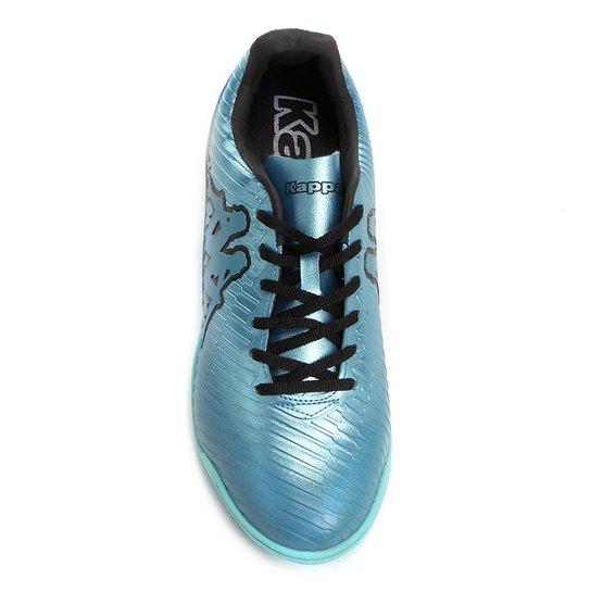 04d97f951f Chuteira Society Kappa Tibre - Azul - Compre Agora