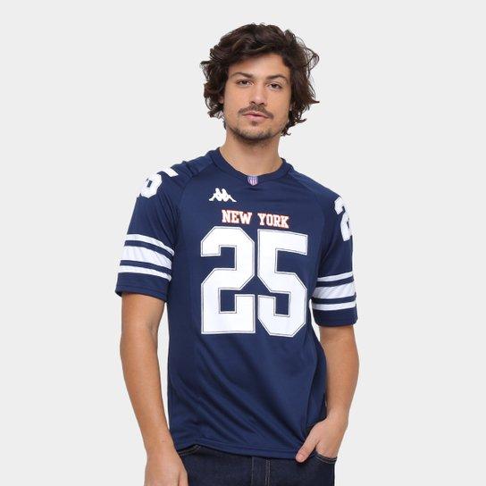 ac462d777 Camiseta New York Kappa Futebol Americano Masculina - Compre Agora ...