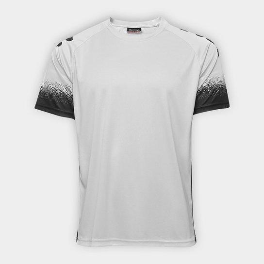d73bbbea13d86 Camisa Kappa Eclipse 17 Masculina - Mescla - Compre Agora