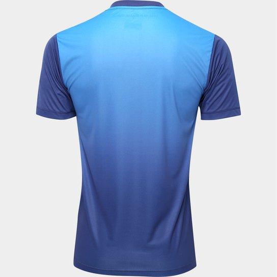 5433dc8486 ... Camisa Santos III 2016 s nº Torcedor Kappa Masculina - Azul+Marinho ...