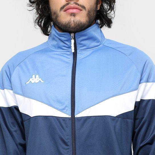 Jaqueta Kappa Turk 17 Masculina - Marinho e Azul - Compre Agora  2f7435ab42f1a