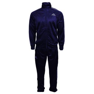 Agasalho Masculino Kappa Sportswear Farnese Elanca Azul