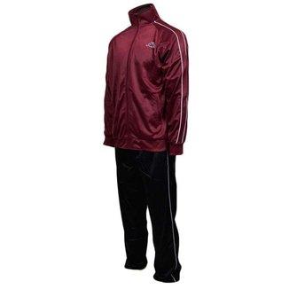 Agasalho Masculino Kappa Sportswear Farnese Elanca Vinho