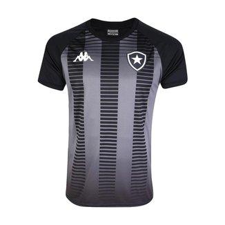 Camisa Botafogo 2021 Treino Supporter Cinza