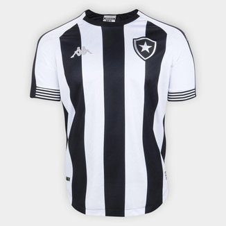 Camisa Botafogo 2021/2022 Home Kappa Oficial I S/N
