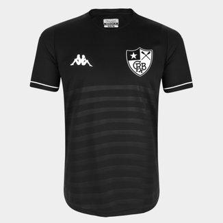 Camisa Botafogo II 19/20 s/nº Torcedor Kappa Masculina
