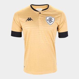 Camisa de Goleiro Botafogo III 21/22 s/n° Torcedor Kappa Masculina