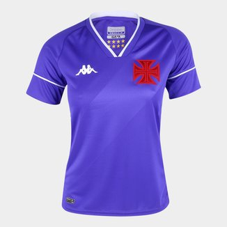 Camisa de Goleiro Vasco II 20/21 s/n° Torcedor Kappa Feminina