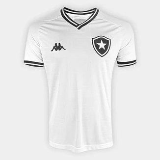 Camisa Infantil Botafogo Kappa III 2019 Masculina
