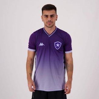 Camisa Kappa Botafogo Goleiro I 2019 Masculino