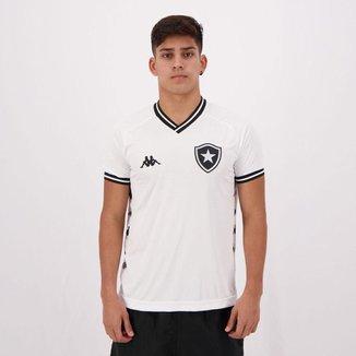 Camisa Kappa Botafogo III 2019 Masculina
