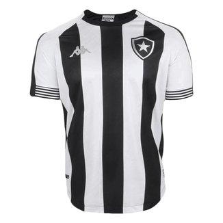 Camisa Kappa Botafogo Oficial I Masculina
