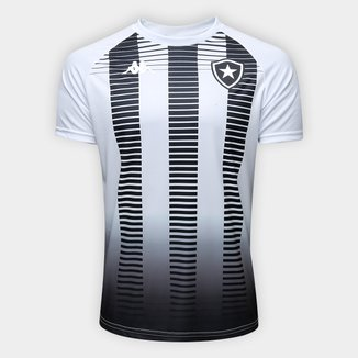 Camisa Kappa Botafogo Torcedor Masculina