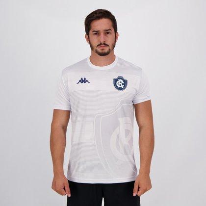 Camisa Kappa Remo 2021 Supporter Branca