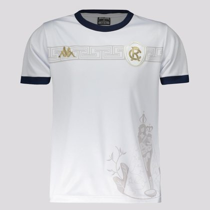 Camisa Kappa Remo Círio de Nazaré 2020 Infantil