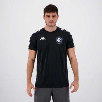 Camisa Kappa Remo Concentração Comissão 2021