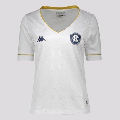 Camisa Kappa Remo Goleiro III 2020 Feminina