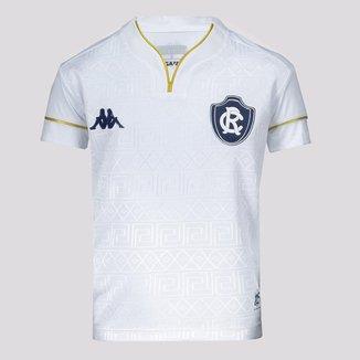 Camisa Kappa Remo Goleiro III 2020 Infantil