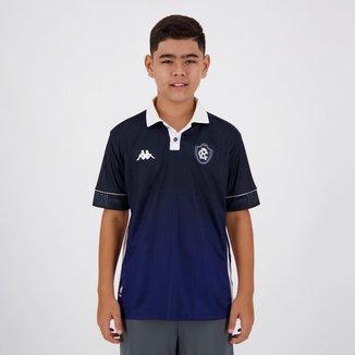 Camisa Kappa Remo IV 2020 115 Anos Juvenil