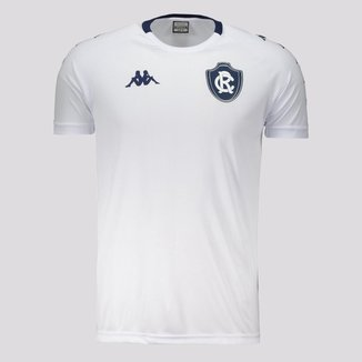 Camisa Kappa Remo Supporter 2021 Branca