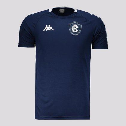 Camisa Kappa Remo Supporter 2021 Marinho