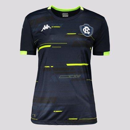 Camisa Kappa Remo Treino 2021 Feminina