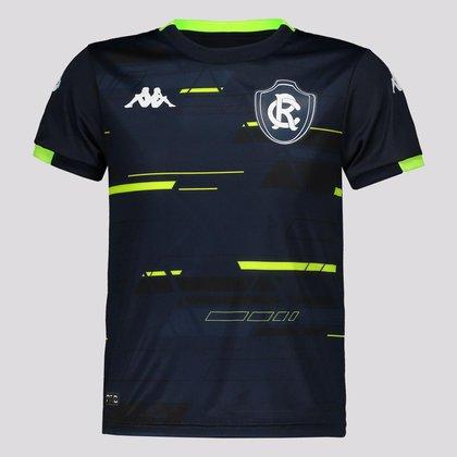 Camisa Kappa Remo Treino 2021 Infantil