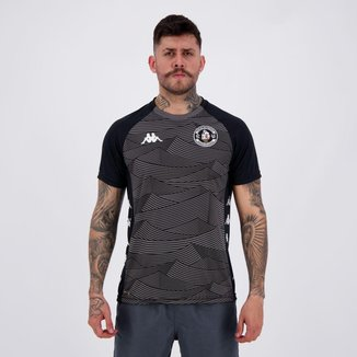 Camisa Kappa Vasco Aquecimento 2020