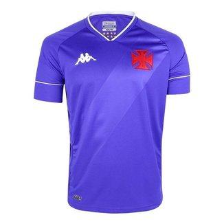 Camisa Kappa Vasco Kombat II Goalkeeper Masculina