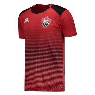 Camisa Kappa Vitória Concentração 2019