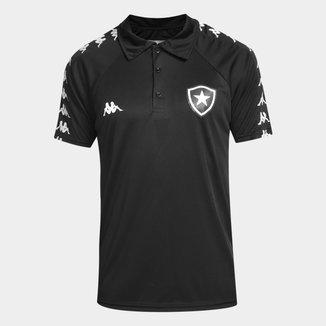 Camisa Polo Botafogo Viagem 19/20 Kappa Masculina