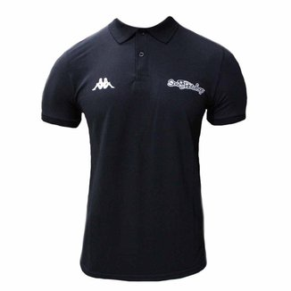 Camisa Polo Kappa Botafogo Staff Masculina