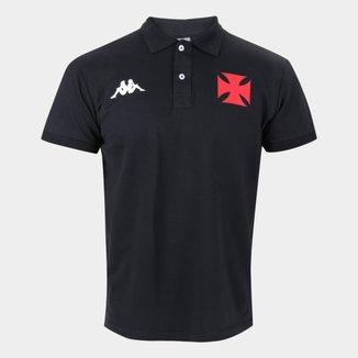 Camisa Polo Vasco Supporter Kappa Masculina