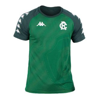 Camisa Remo 2021 Home Kappa Treino Supporter Verde