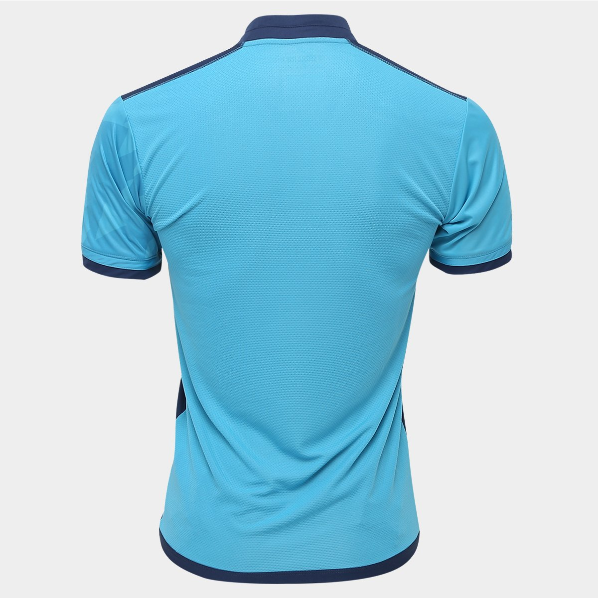 Camisa Santos Goleiro III 2016 s nº - Torcedor Kappa Masculina - Azul e14cc156218ce