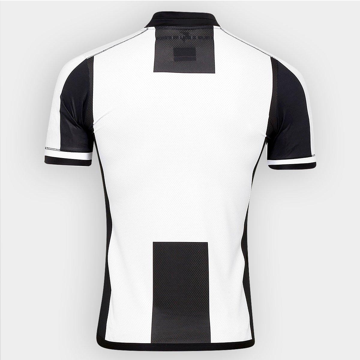 02917b6c41 Camisa Santos II 2016 s nº Torcedor Kappa Masculina - Compre Agora ...