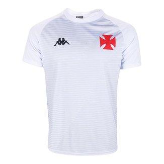 Camisa Vasco 2021 Treino Supporter Away Branca
