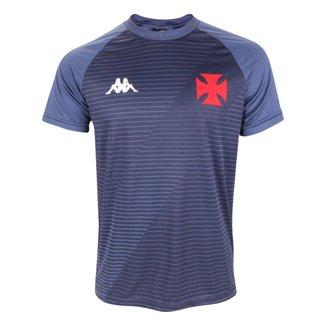 Camisa Vasco 2021 Treino Supporter Goleiro Cinza