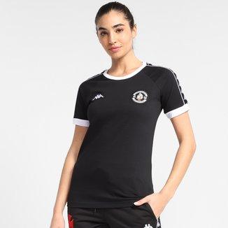 Camisa Vasco Concentração Comissão Técnica 20/21 Kappa Feminina