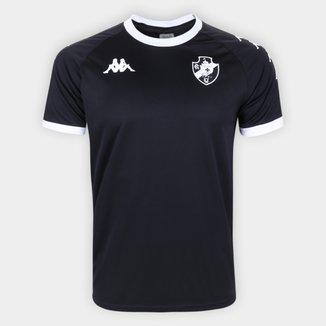 Camisa Vasco da Gama Supporter Caravela Kappa Masculina
