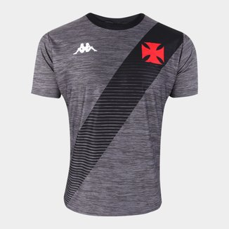 Camisa Vasco da Gama Supporter Mixed Kappa Masculina