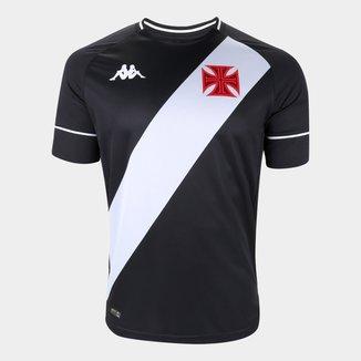 Camisa Vasco I 20/21 s/n° Torcedor Kappa Masculina