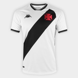 Camisa Vasco II 21/22 s/n° Torcedor Kappa Masculina