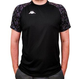 Camiseta Dry Kappa Shelty Masculina Fitness
