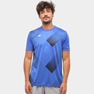 Camiseta Kappa Bocelli Masculina
