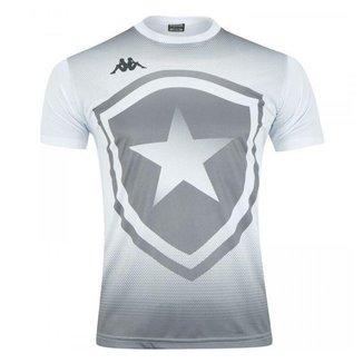 Camiseta Kappa Botafogo Escudo Masculina