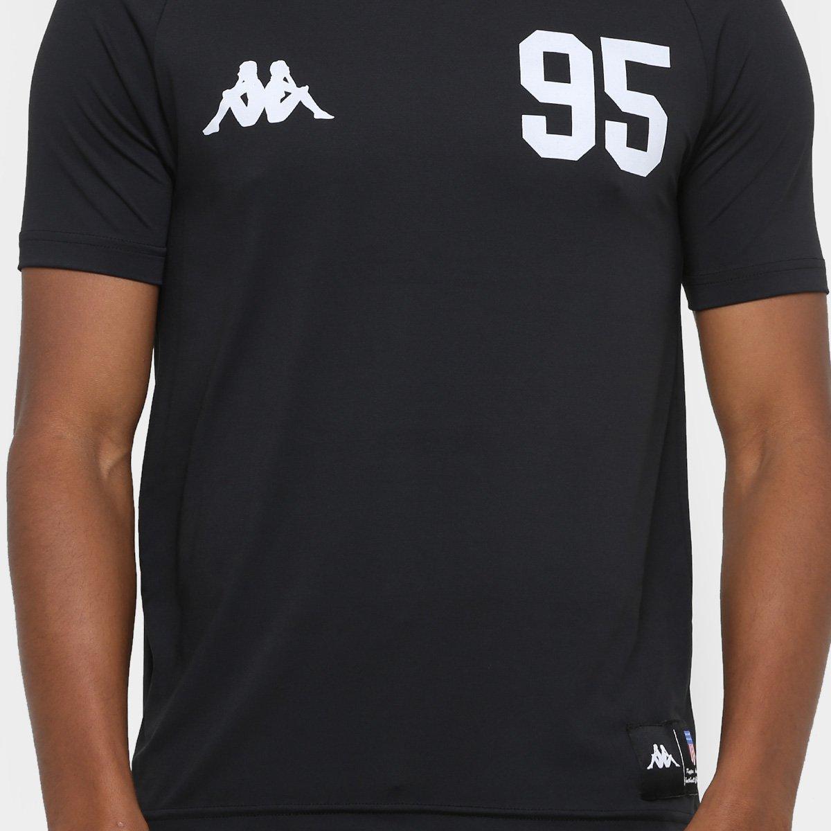Camiseta Kappa Futebol Americano Oakland Kombat Masculina - Compre ... b19cbf884c8