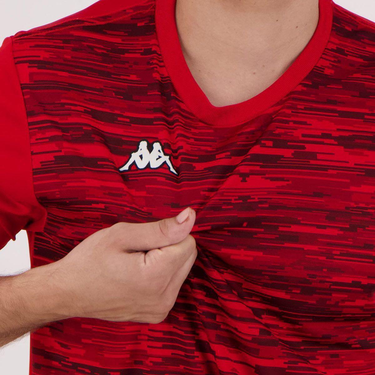 Camiseta Kappa Jenner Masculina - Compre Agora  5d5fa97a5fe8f